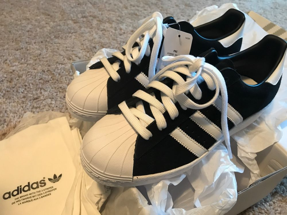 Brand New With Tags Women s Custom Adidas Classic Shell Toe Shoes - 6 1 2  Fits 7  adidas  RunningCrossTraining 5a658454bef3