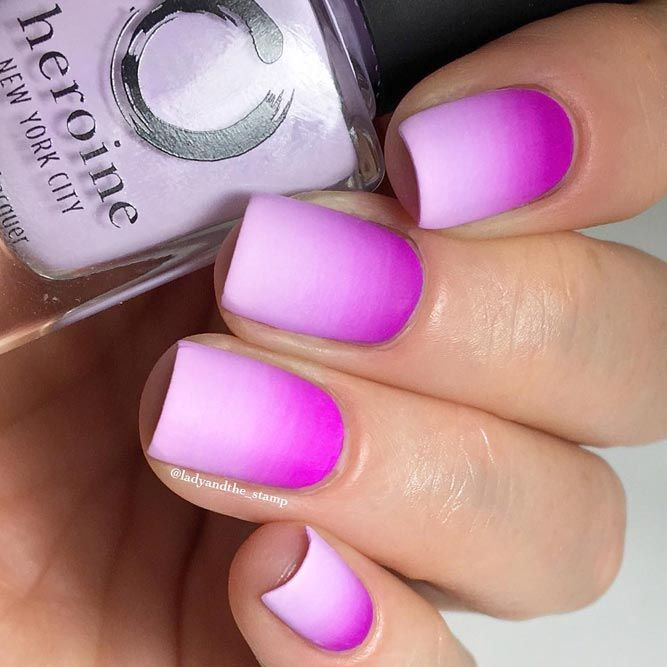 30+ Wonderful Ombre Nail Designs For Your Inspiration