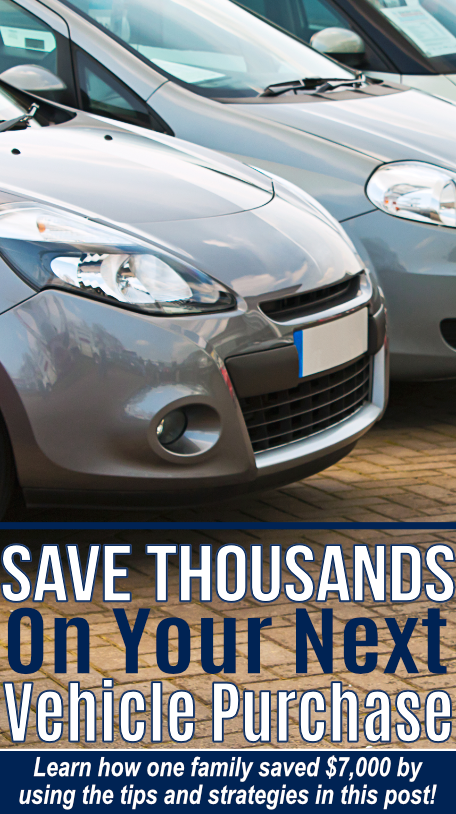 How to save money on your next new car purchase. By using these tips we saved $7,000 on our ...