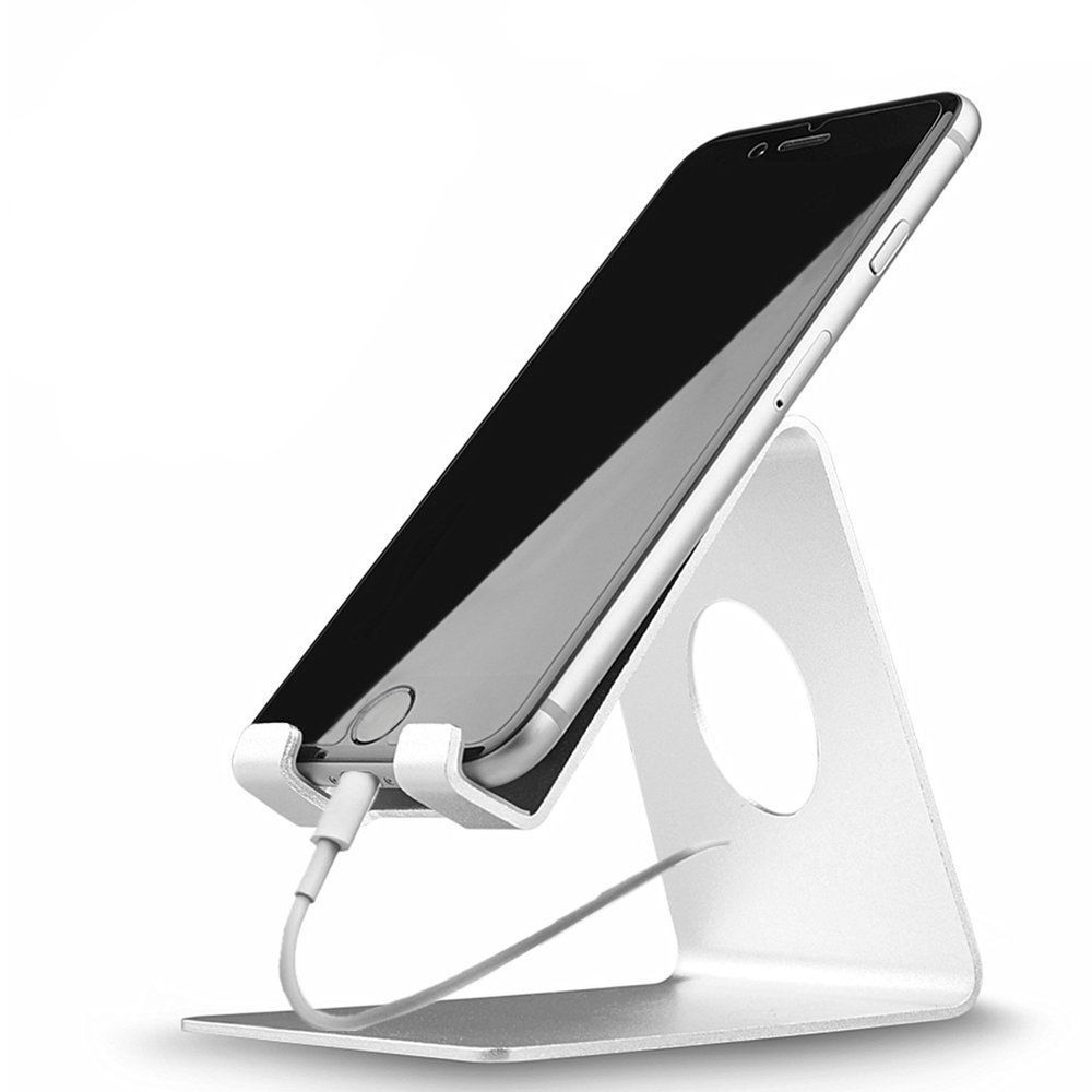 Lamicall S1 Cell Phone Stand Holder Dock For All Smartphone And Iphone Sams Cell Phone Stand Cell Phone Holder Phone Stand