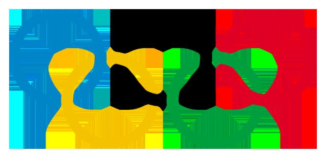 clip art of the olympic rings clip art symbols and tutorials rh pinterest com winter olympics clipart bundle
