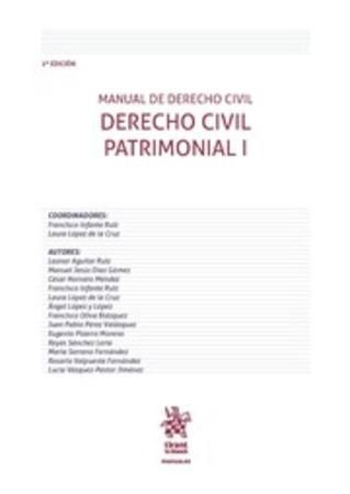 Derecho Civil Patrimonial I 2ª Ed Tirant Lo Blanch 2016 Derechos Civiles Derecho