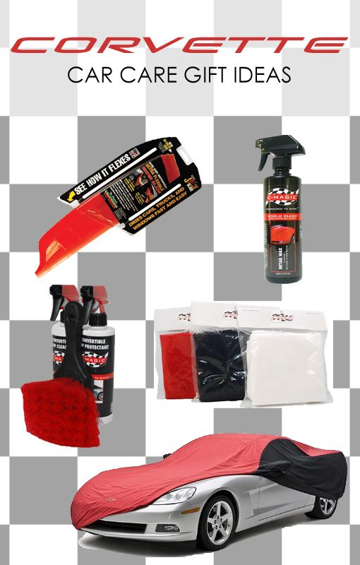 Gift Ideas Corvette Car Care To View These Items And More Please Visit Http Store Corvettemuseum Com Corvette Gifts Merchandise
