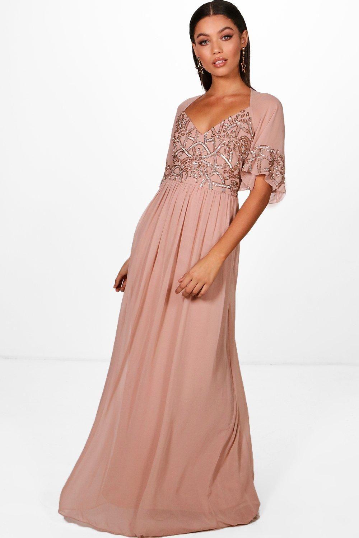 Boutique Embellished Maxi Dress Boohoo Uk Maxi Dress Maxi Dress Collection Latest Maxi Dresses