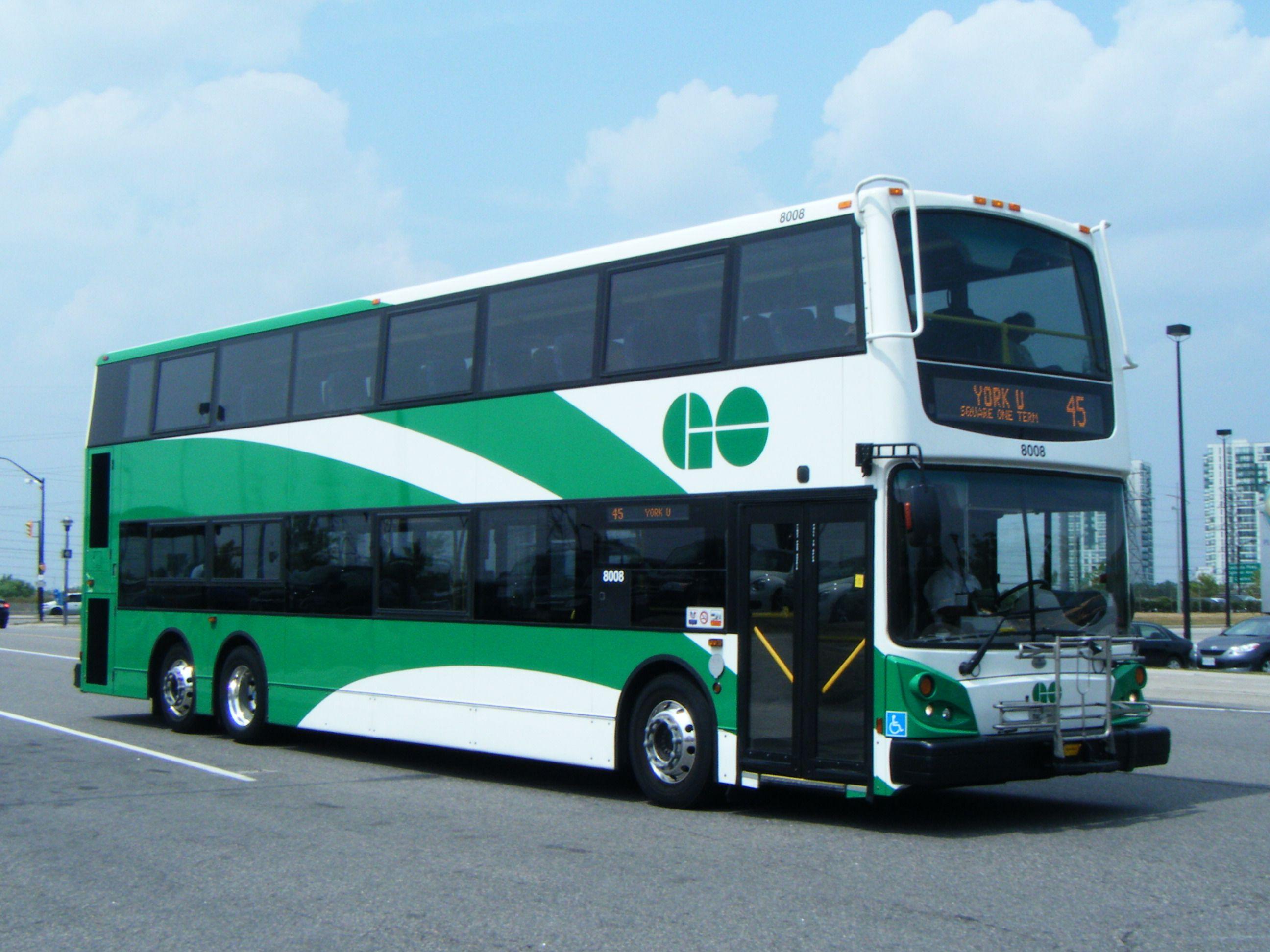 Go Transit 8008 Jpg 2592 1944 Go Transit Bus Toronto