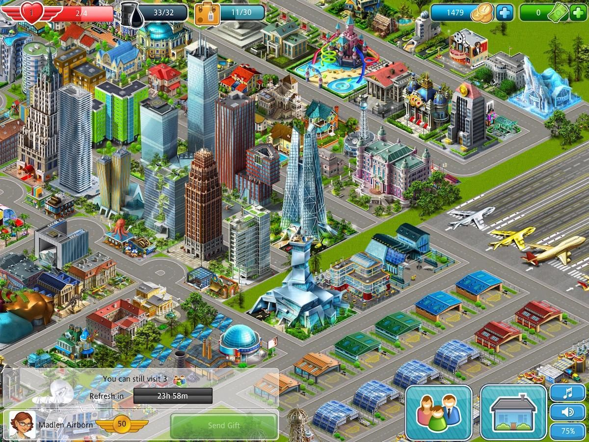 Airport City Cheats Ios In 2020 City Hacks Airport City City Games