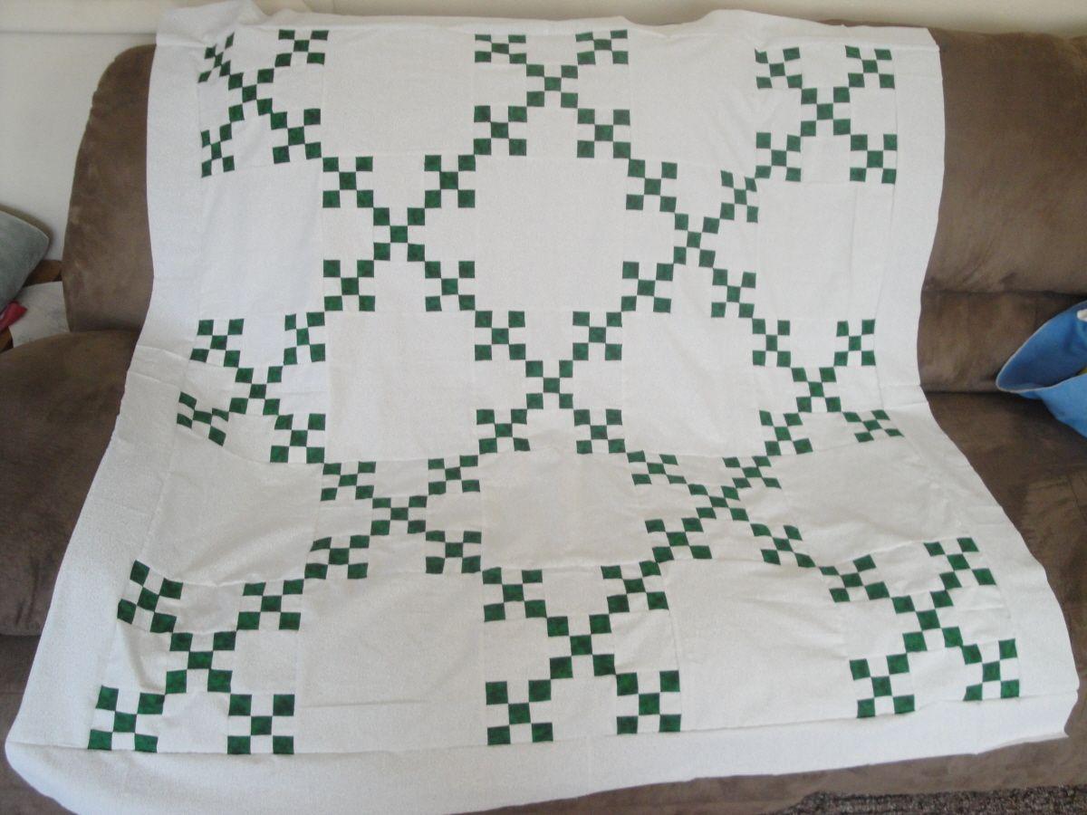Irish chain quilt quilt patterns and inspirations pinterest