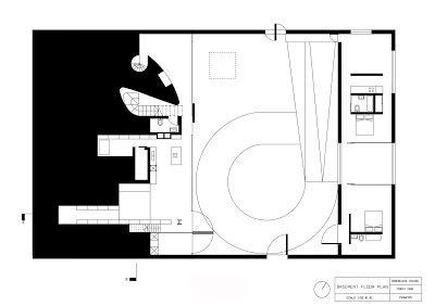 ARCH1201-DESIGN STUDIO THREE-CAROL: Project one- Bordeaux House ...