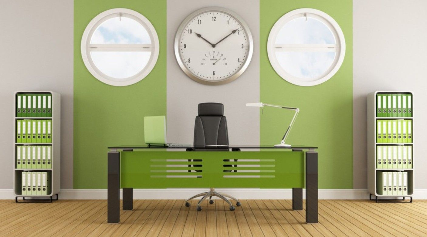 office interior colors. Interior Real Estate Offices | Green Design 3d Contracted Manager Office . Colors I