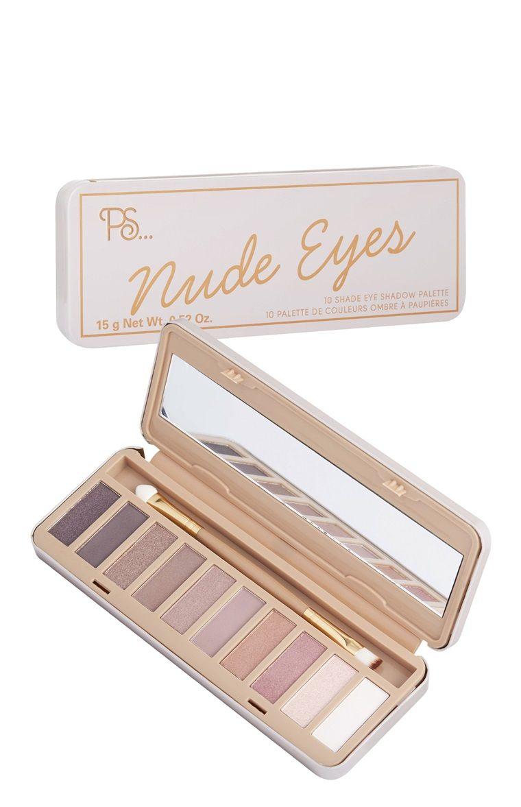Idee Par Nika Sur Makeup Maquillage Primark Ombre A Paupieres Produits De Beaute