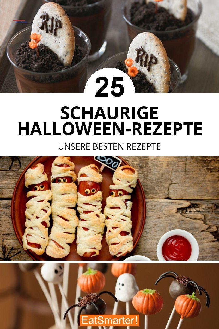 Unsere besten HalloweenRezepte halloweenrezepte