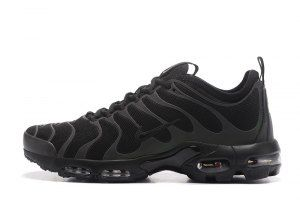 9ad6bf2ceaed3 Nike Air Max Plus TN Ultra Tuned 1 Black Reflective Iridescent 898015 002  Mens Womens Shoes