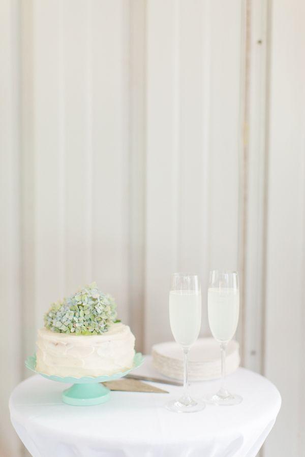 Backyard Wedding With Food Trucks - Rustic Wedding Chic