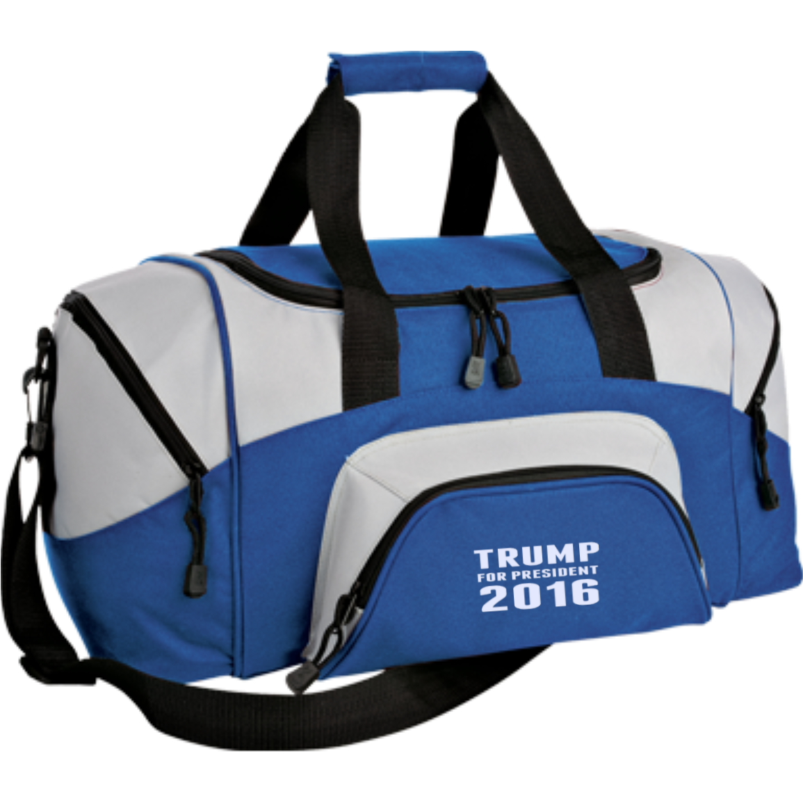 f6294febce Trump 2016 Small Colorblock Sport Duffel Bag