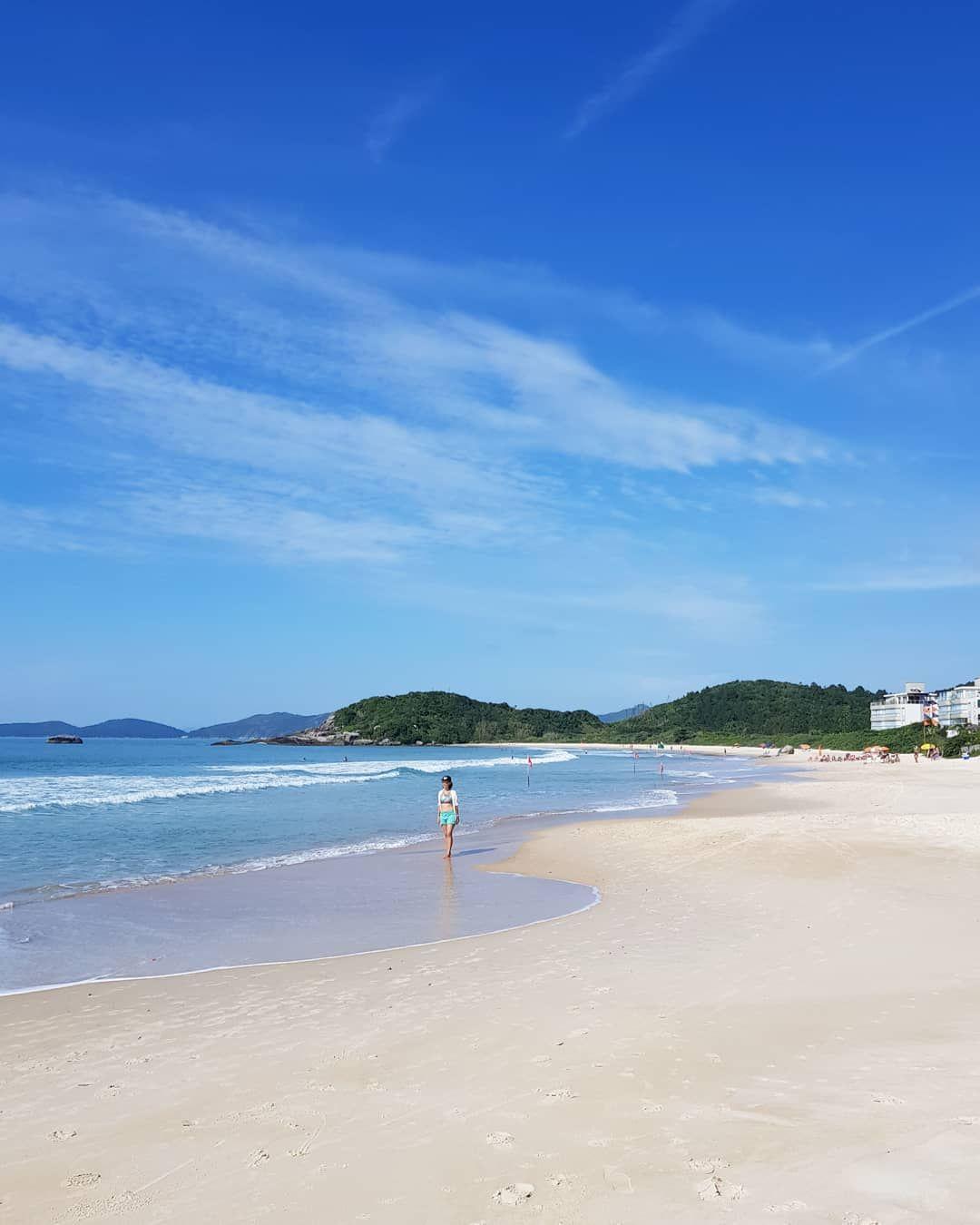 Praia Das Quatro Ilhas Bombinhas Santa Catarina Instagram