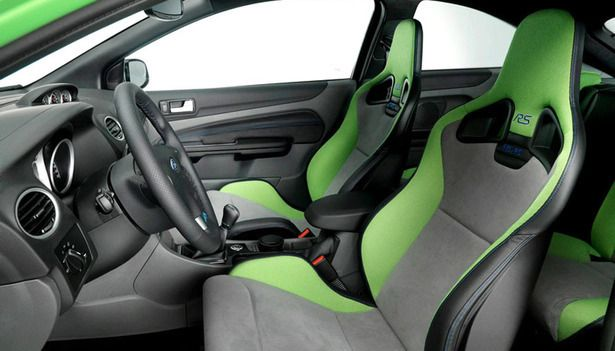 2016 Ford Focus Rs Interior Ford Focus Ford Focus Rs Ford