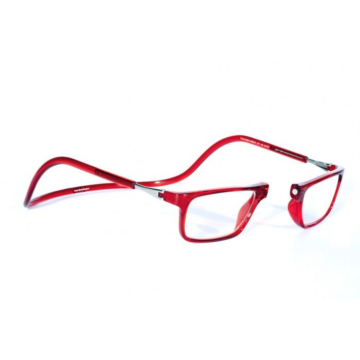 2df93b8525 Clic Readers Executive Red +3.00