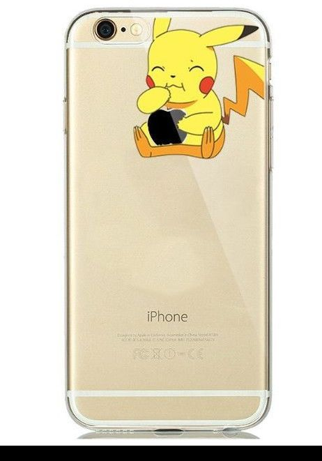 Pokemon Pikachu 7 iphone case
