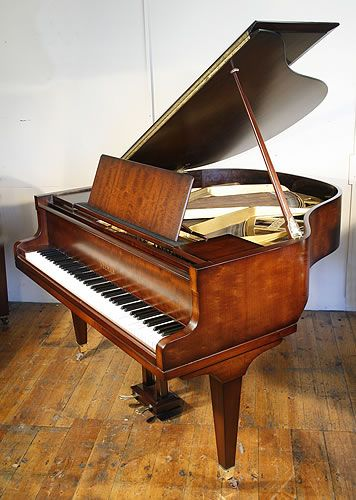 caravan ellington piano serial number