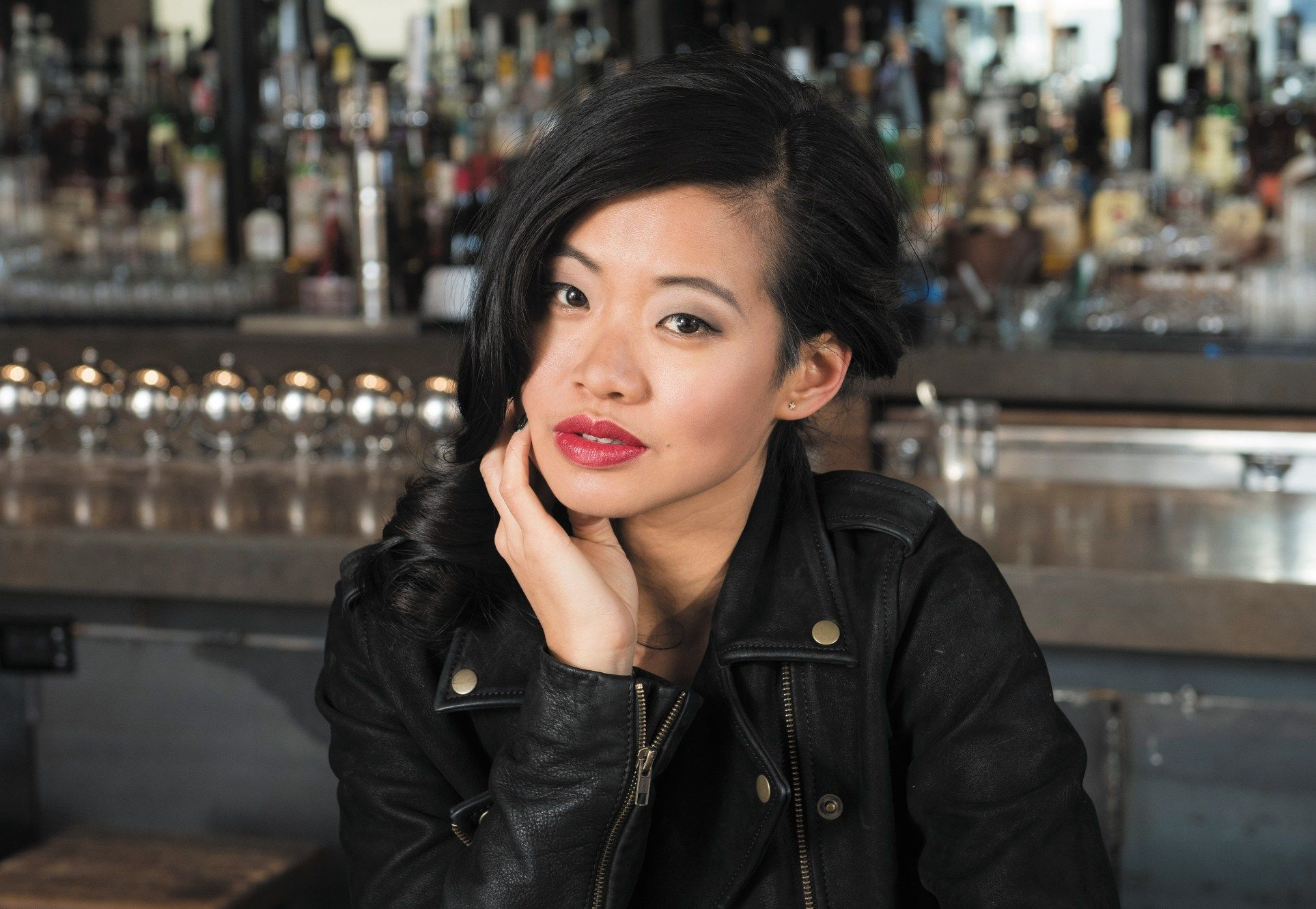 """Food Whore"" Author Jessica Tom Endures Her First Bang Bang"