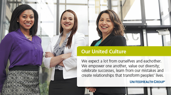 UHG Careers on Twitter Career, The unit, Culture