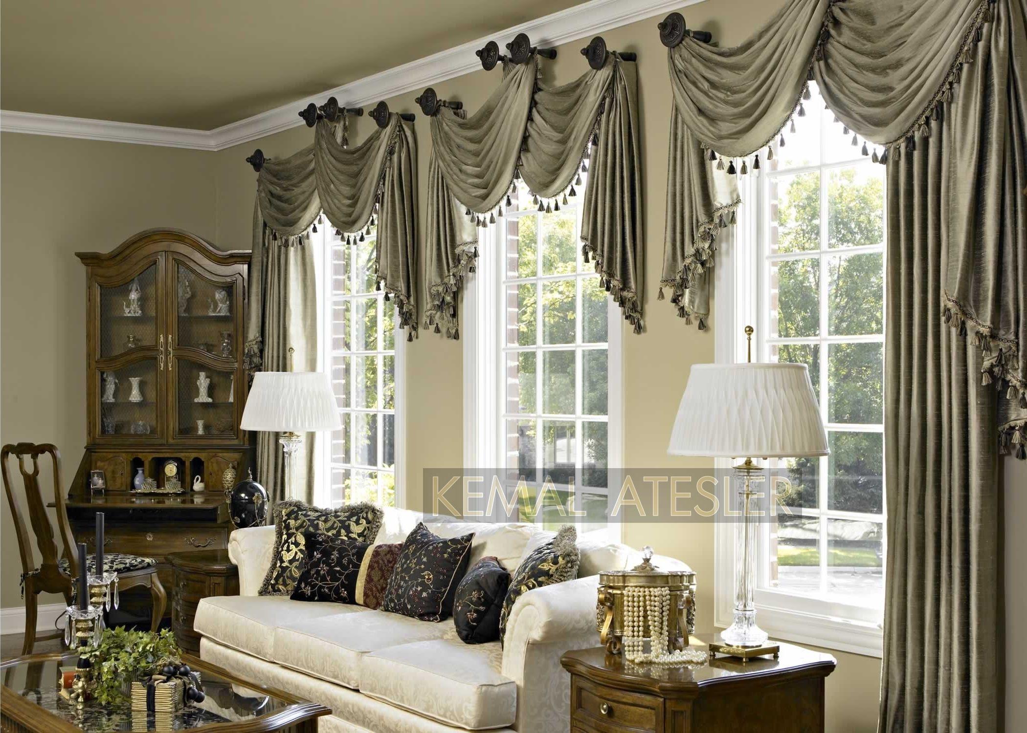 Fenstergestaltung Wohnzimmer ~ 65 besten 1.3.renso perde bilder auf pinterest