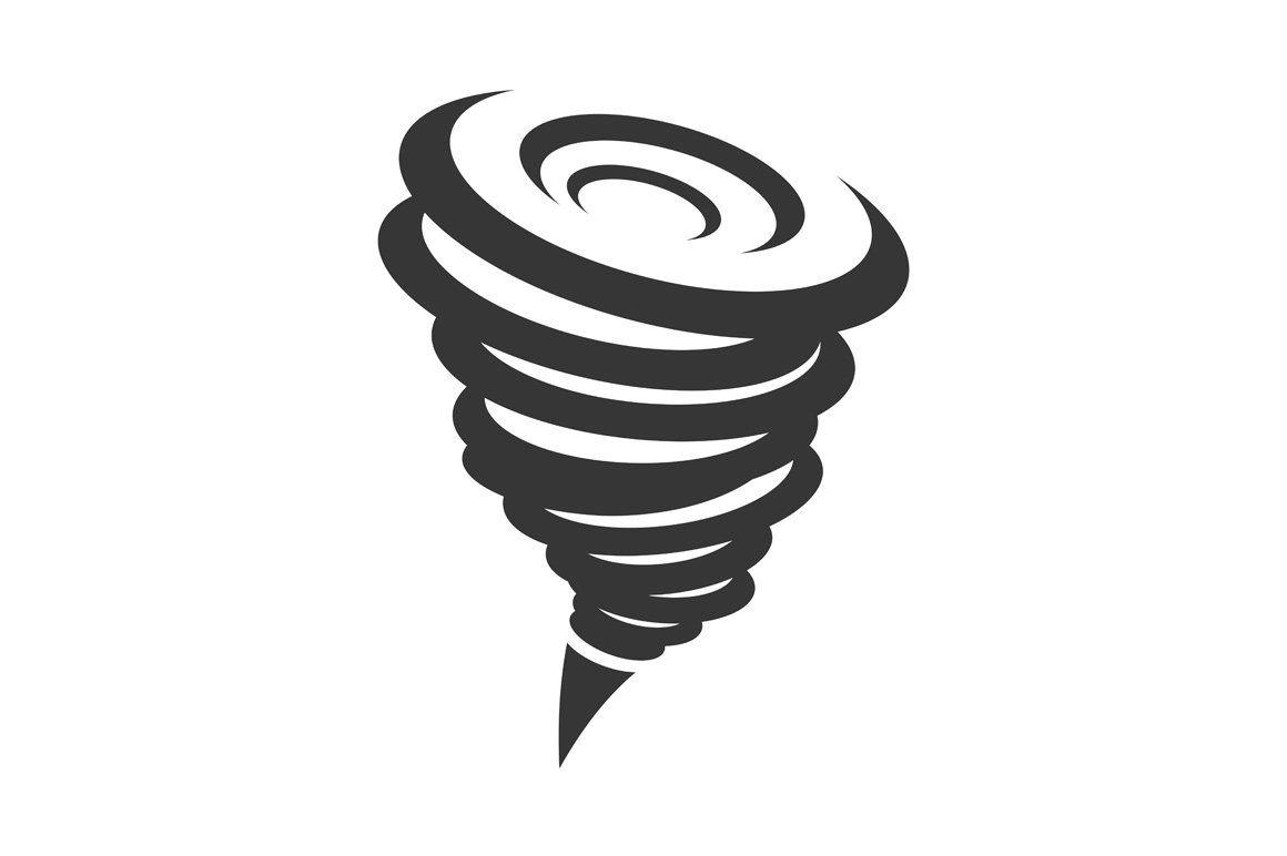 Tornado Hurricane Icon Icon Tornado Icon Set