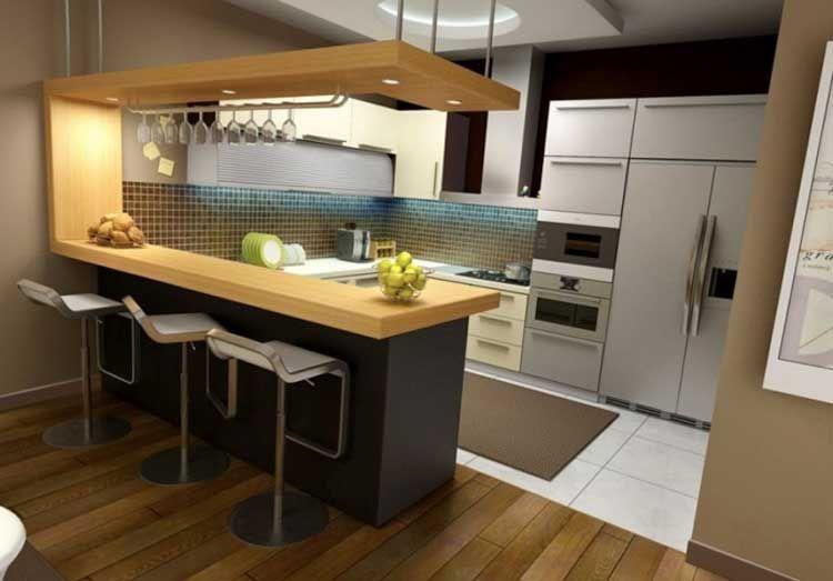 55 Models Simple Minimalist Design Kitchen Set Simple Kitchen
