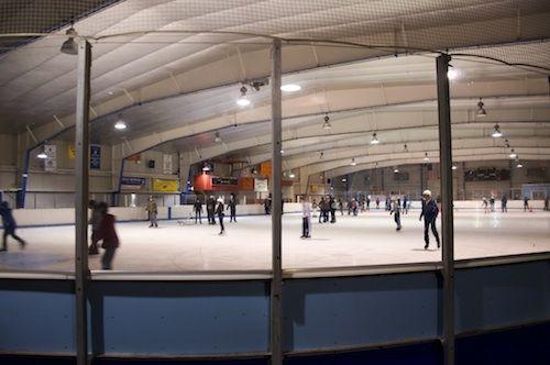 Hommocks Ice Rink