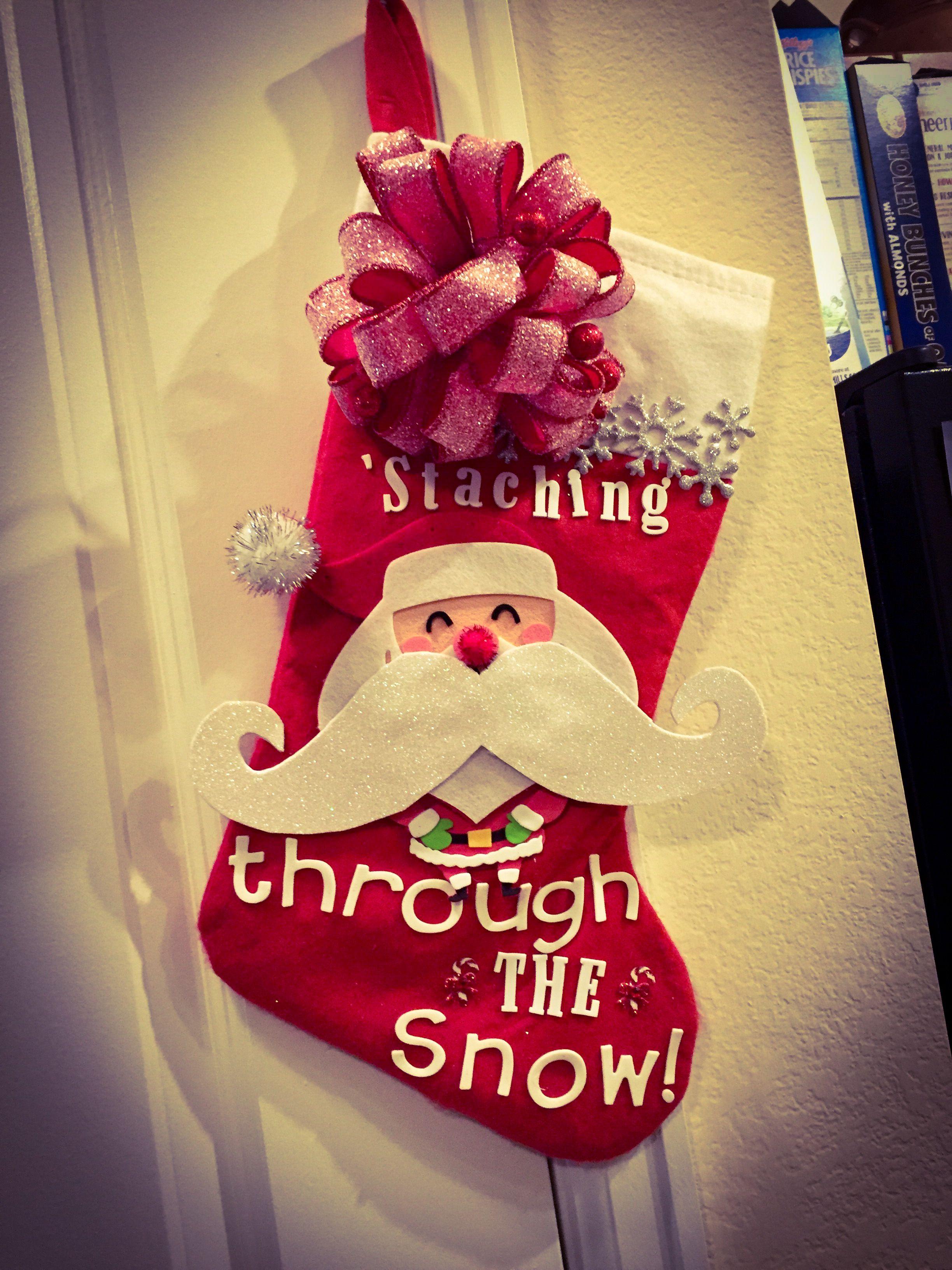 2017 Stocking Decorating Contest Christmas Stocking Decorations