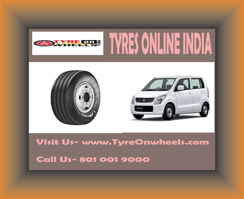 Buy Tyres Online India available online at guaranteed low