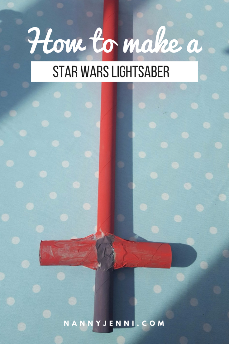 Come and take a look at how to make a star wars lightsaber with ... for How To Make A Lightsaber For Kids  49jwn