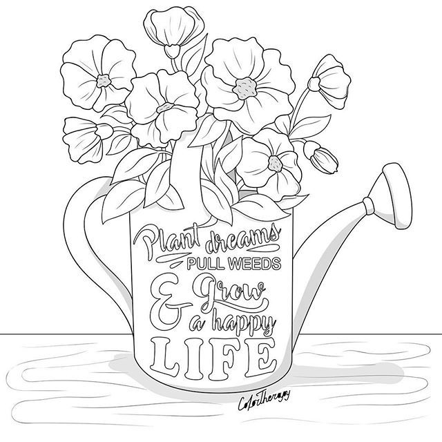 Living a happy life from color therapy app gift of the day