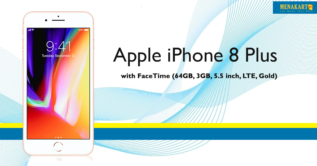 Shop for Apple iPhone 8 Plus with FaceTime (64GB, 3GB, 5.5