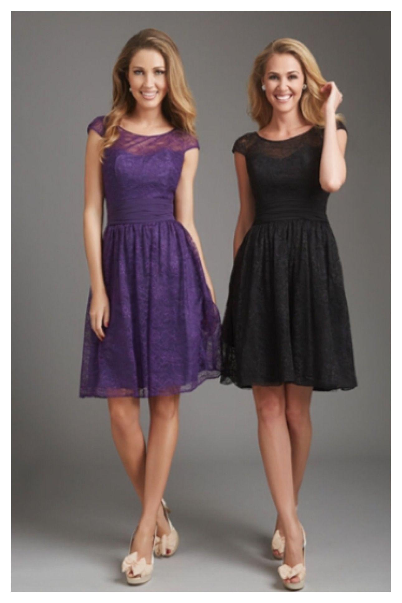 Lace/Chiffon   Bridesmaids & Mother\'s Gowns   Pinterest   Lace ...