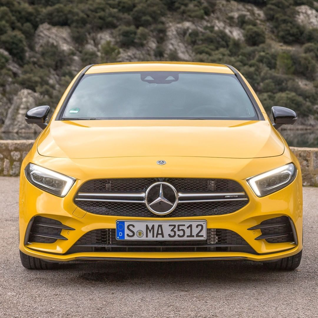 As An Attractive Entry Performance Car The New Mercedes