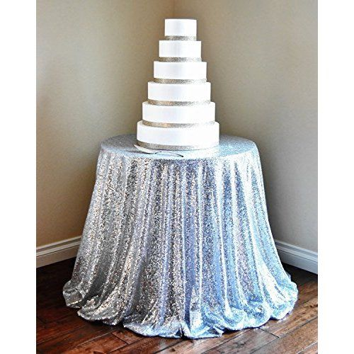 1 DAY SHIP Blue Sequin Table Runner 48''72'' Sequin TableCloth Royal Blue Sequin Table Cloths Sequin Linens