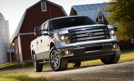 Ford Social: First Look at the 2013 Ford F-150