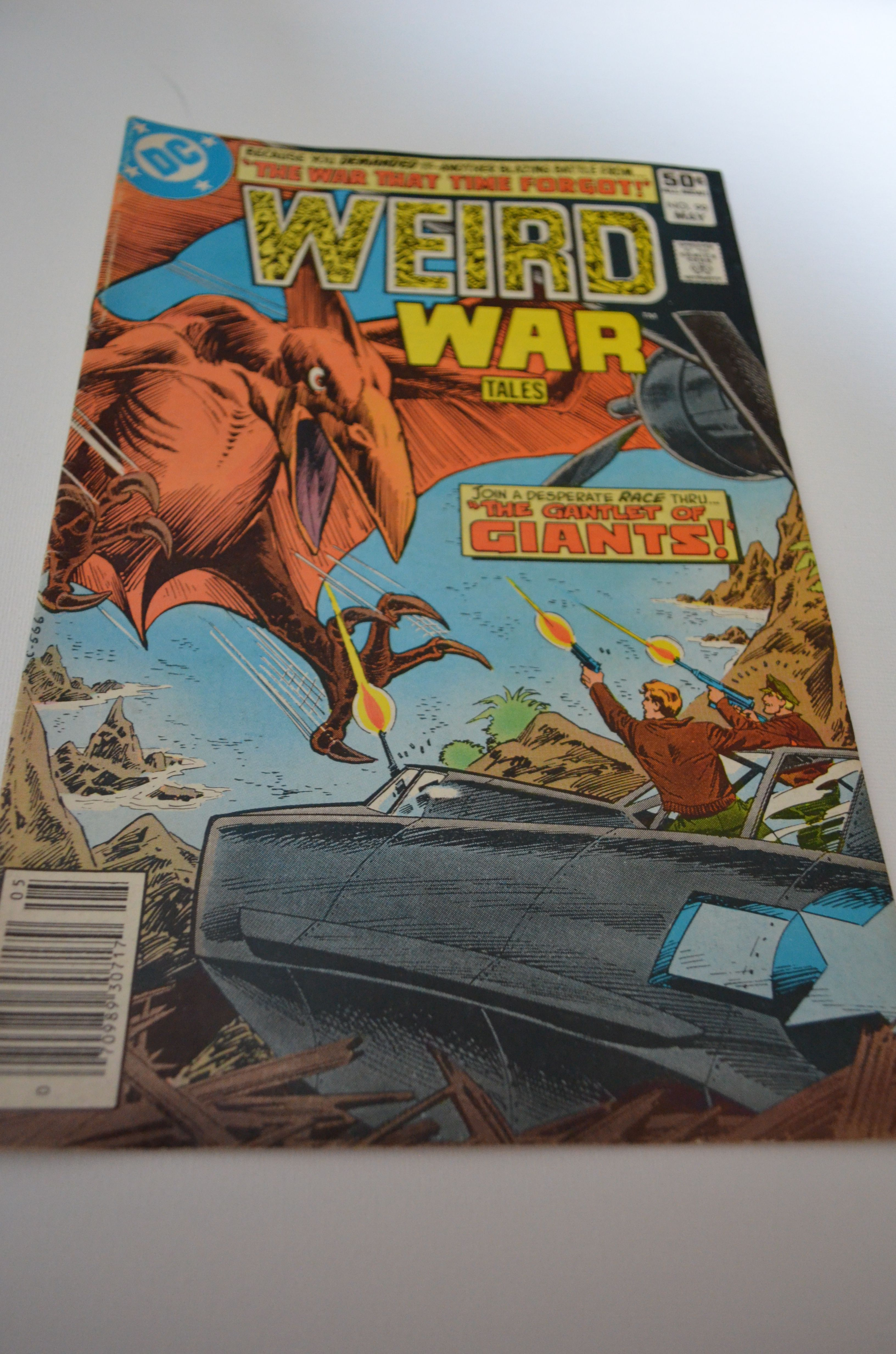 DC Weird War Tales #99