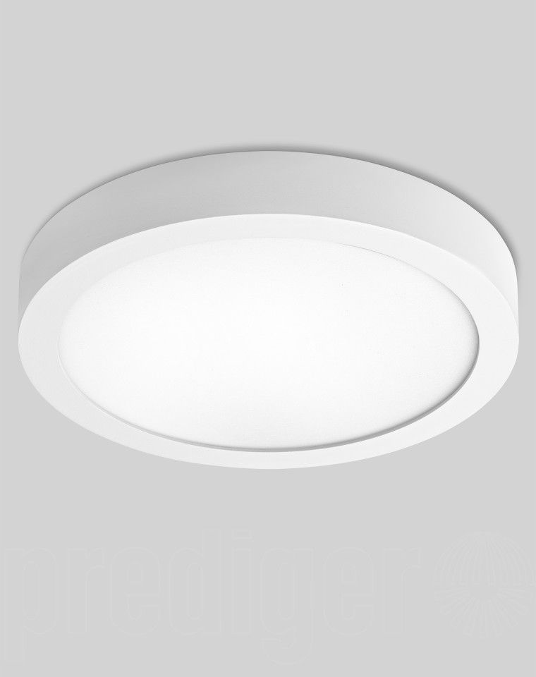 prediger.base p.008 Freistrahlende LED Deckenleuchten R - Dimmbar ...