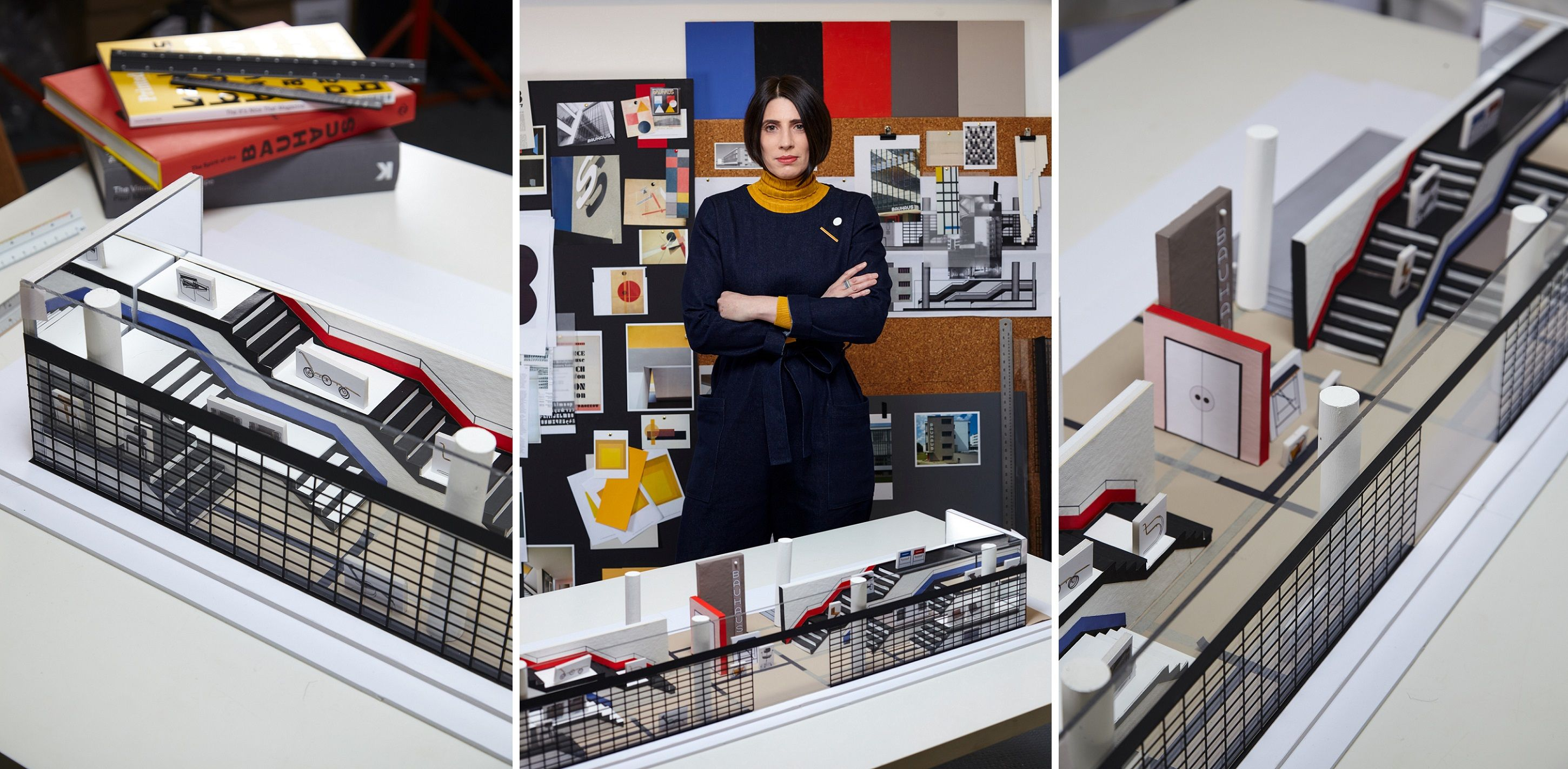 Bauhaus Comes To Chelsea A Tribute To 100 Years Of Bauhaus