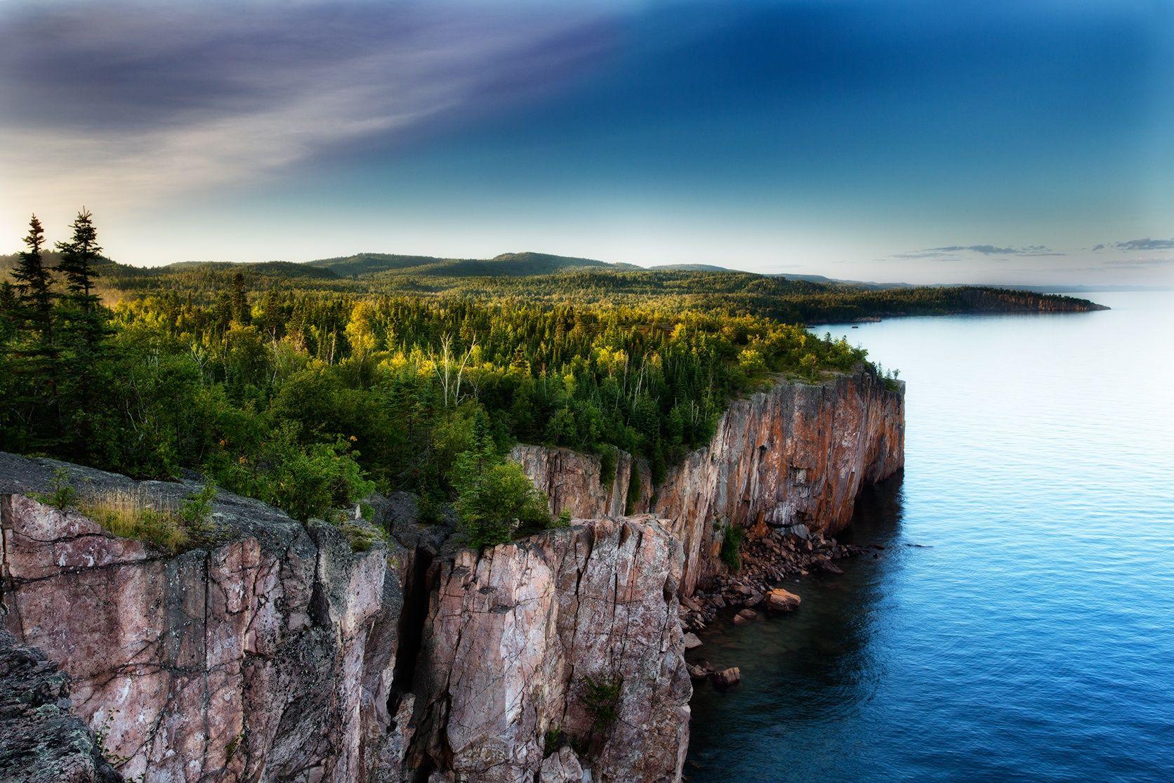 Palisade Cliffs