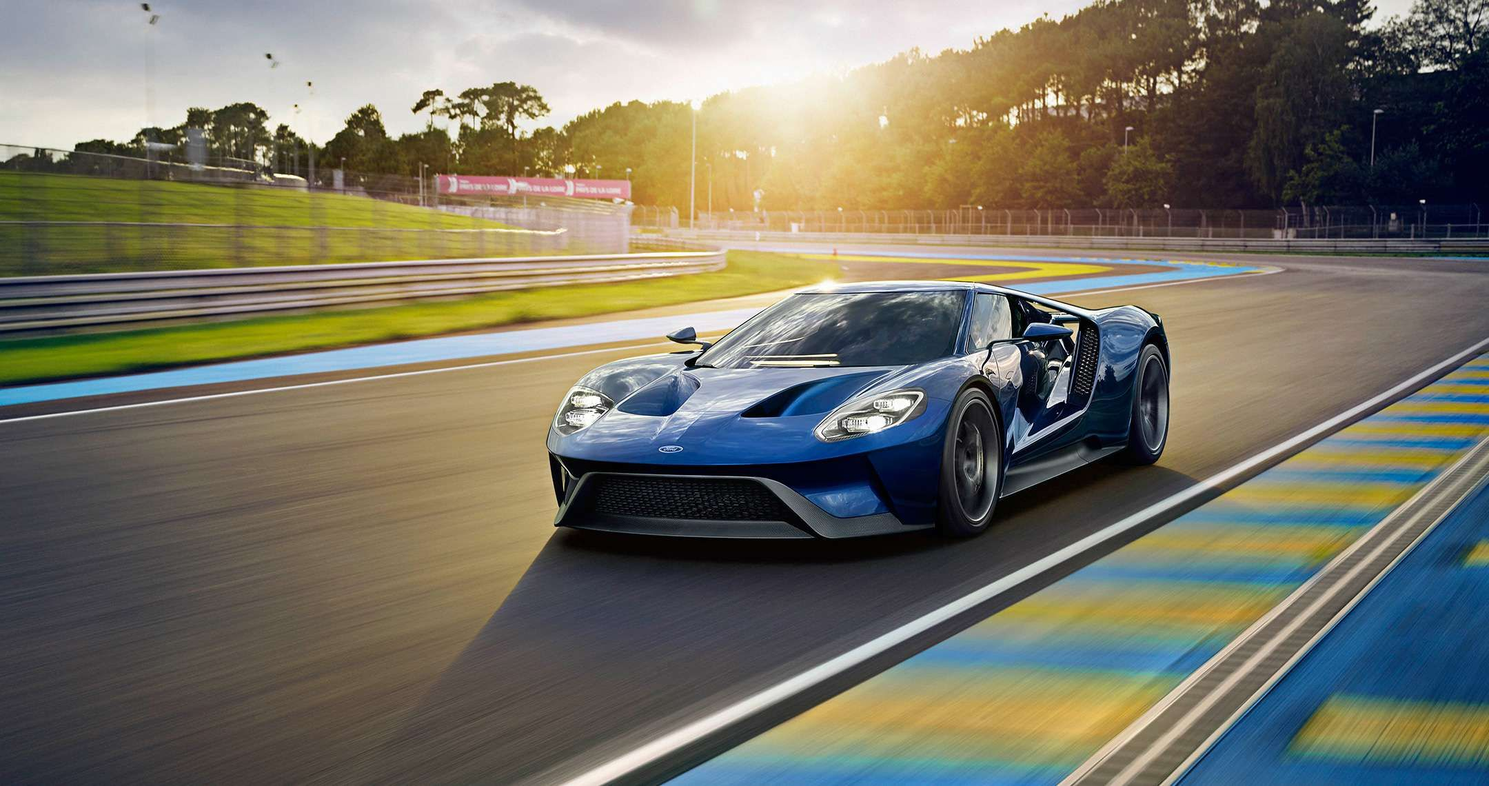 Silde Banner Ford Gt Ford Motor Company Fond Ecran Voiture