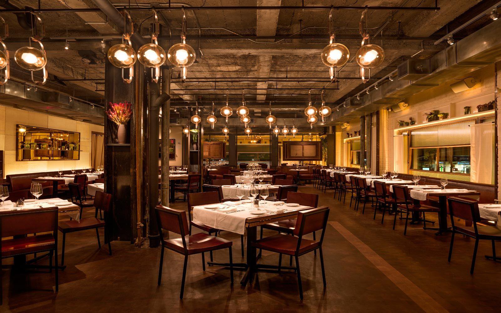 Quality Italian Fourth Wall Restaurants 57 West 57th St