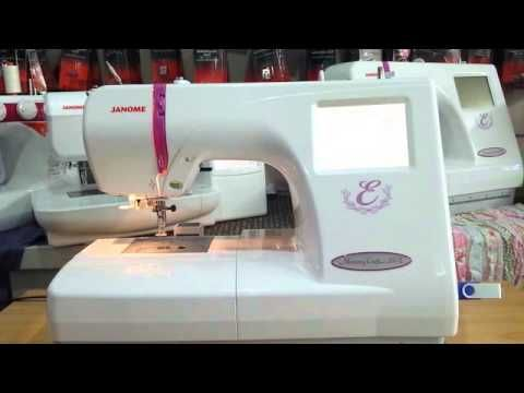 Formatting A Usb For The Janome 350e Youtube Embroidery Ideas