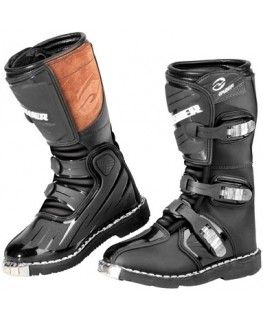 Answer Fazer Boot Black Dirt Bike Boots Youth Boots Boots