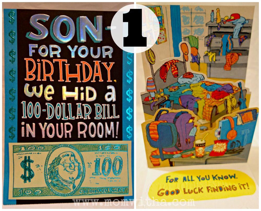 Funny hallmark birthday card for 18th birthday
