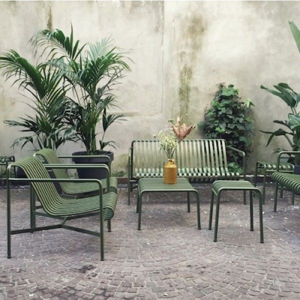 hay palissade lounge sofa van hay exclusieve buitenmeubelen balkon pinterest gardens. Black Bedroom Furniture Sets. Home Design Ideas