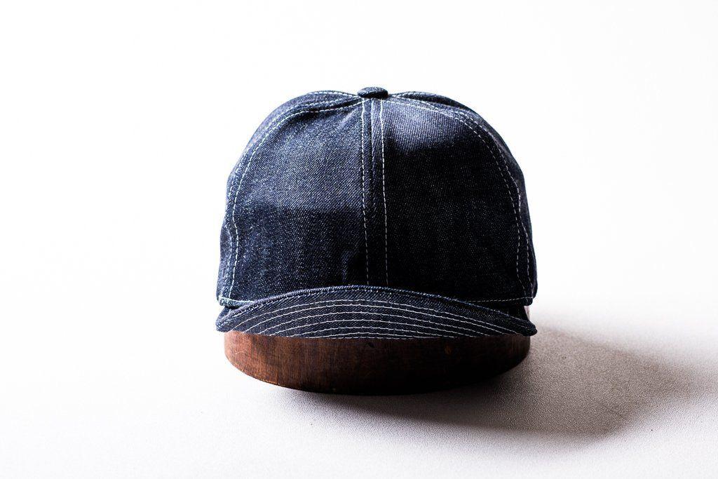 944e3a5ad8d77c A3 Mechanic Cap | Denim | Knickerbocker MFG | Hats | Hats, Cap ...