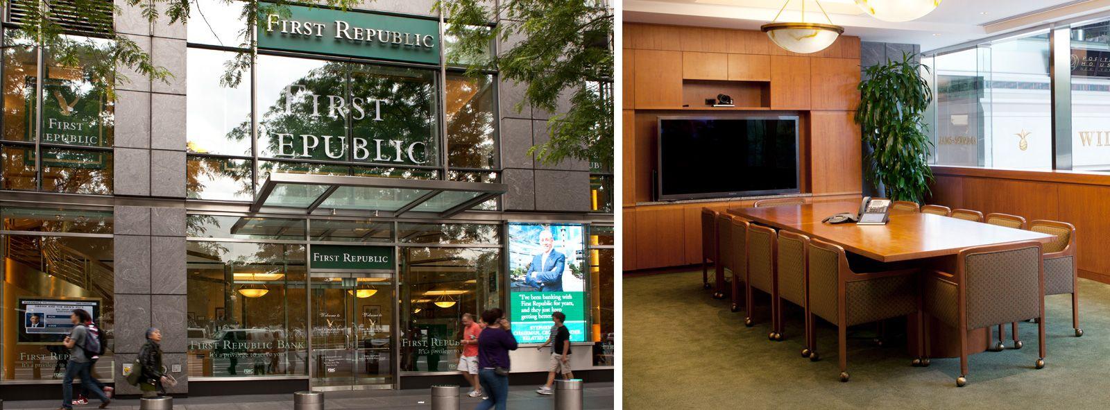 Time Warner Center | First Republic Bank